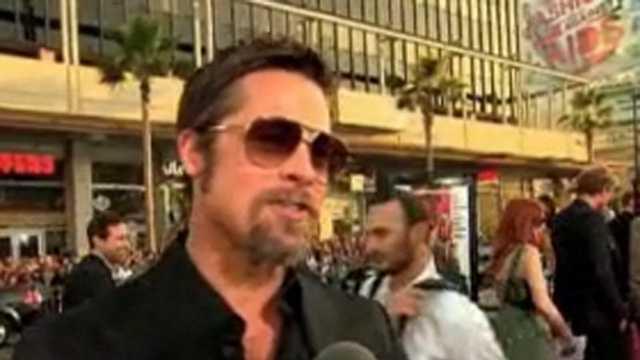 Brad Pitt Is A Hero