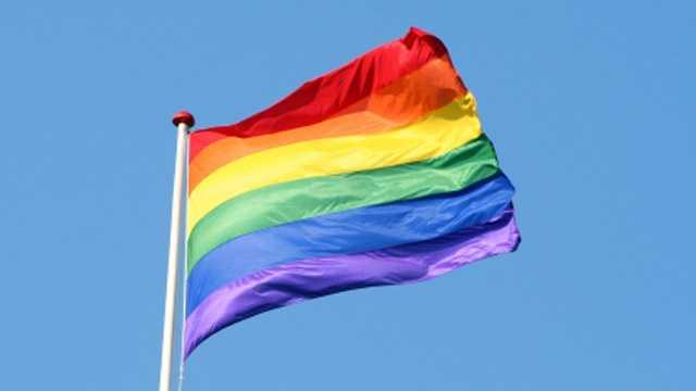 rainbow, flag gay pride