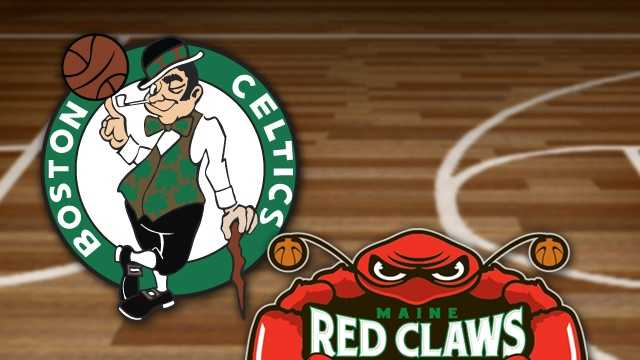 Red Claws Celtics logo