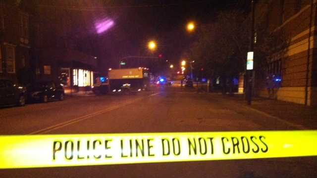 One person killed in Portland triple shooting