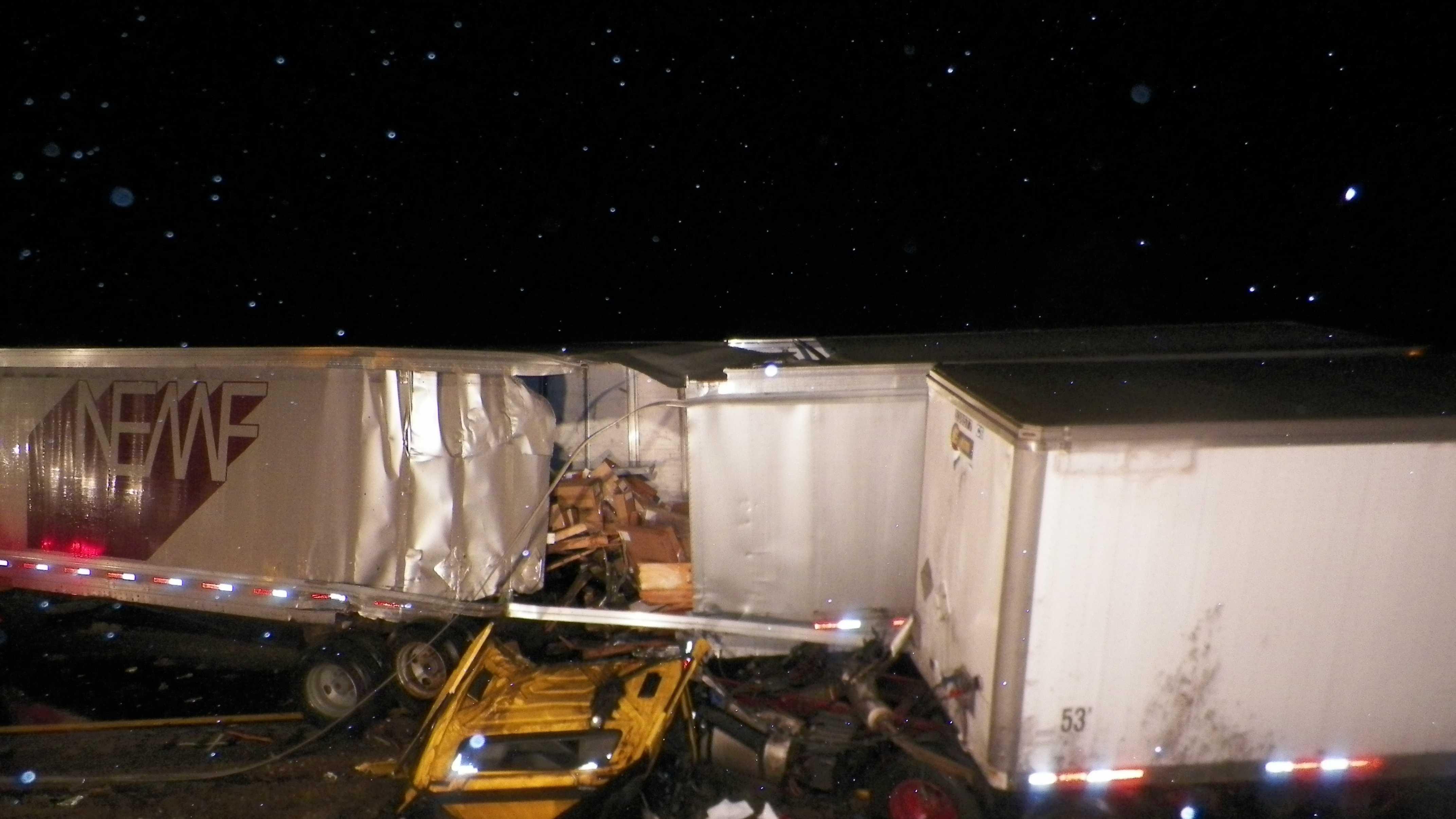 Saco Turnpike Crash