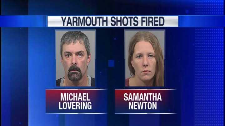 Yarmouth shots fired