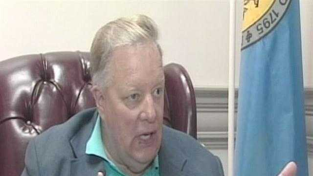 Lewiston Mayor Controversy