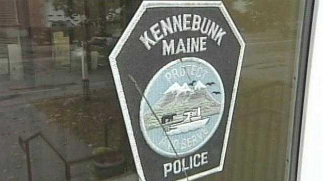 Kennebunk police logo