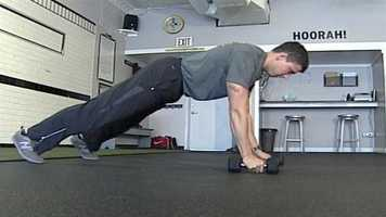Tip 11: Along with doing cardio, add some strength training to your workout.  Click here to learn more.
