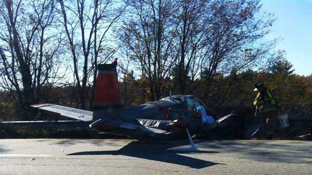 Hookset Plane Crash