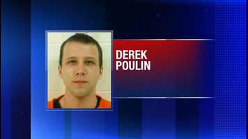 Derek Poulin is charged with murder and arson.