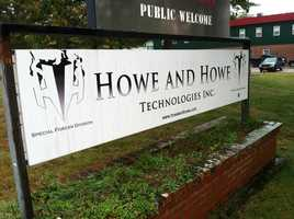 Mike and Geoff Howe own Howe and Howe Technologies in Waterboro. The twins have mostly developed an array of rugged remote-controlled vehicles for the military.