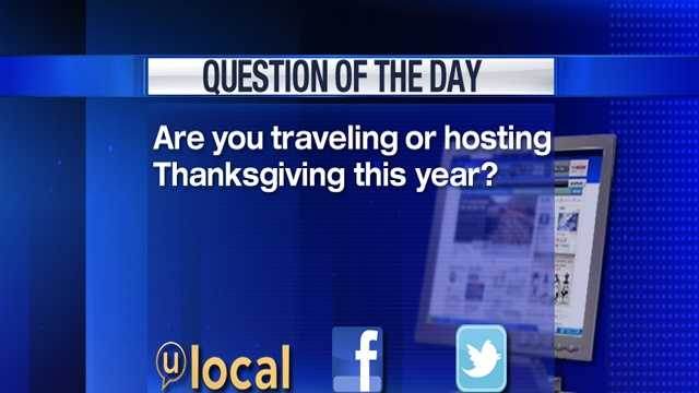 Question of the Day 11-21-12
