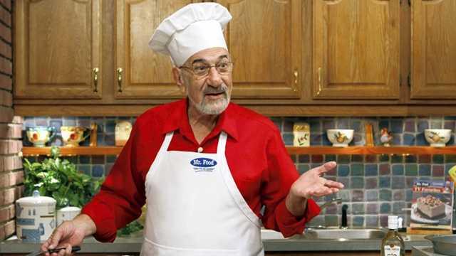 Mr Food Art Ginsburg