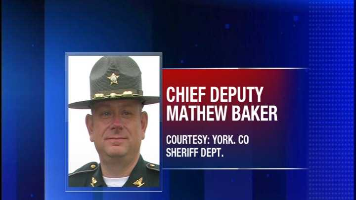 Chief Deputy Mathew Baker
