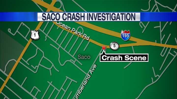 Saco Crash