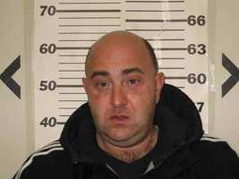 Michael McKeown is charged with aggravated trafficking of a scheduled drug.