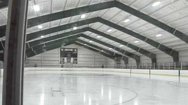 Hebron Academy Ice Arena