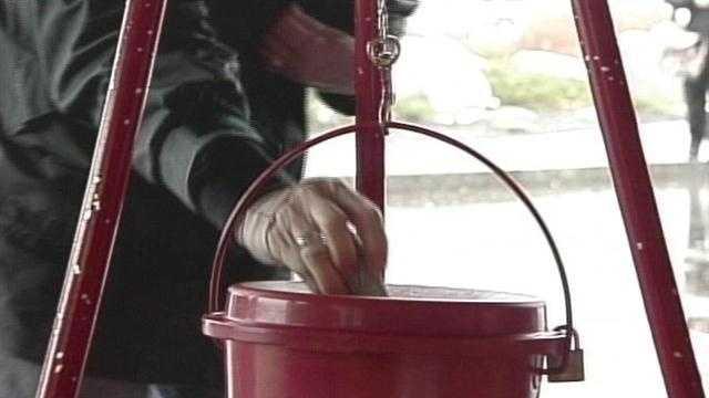 PORT Salvation Army Bells