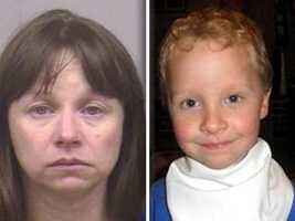 Julianne McCrery is sentenced to 45 years for the murder of her son, Camden Hughes. Hughes's body was discovered in Berwick.