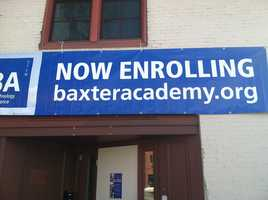 Portland's first charter school, which is set to open in the fall, is now accepting applications for its first class.