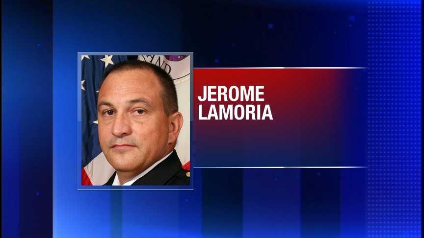 Jerome LaMoria Portland Fire Chief