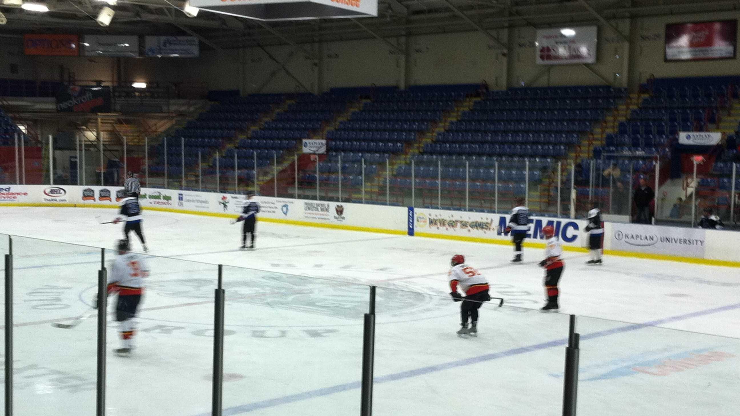 Charity Hockey Tournament