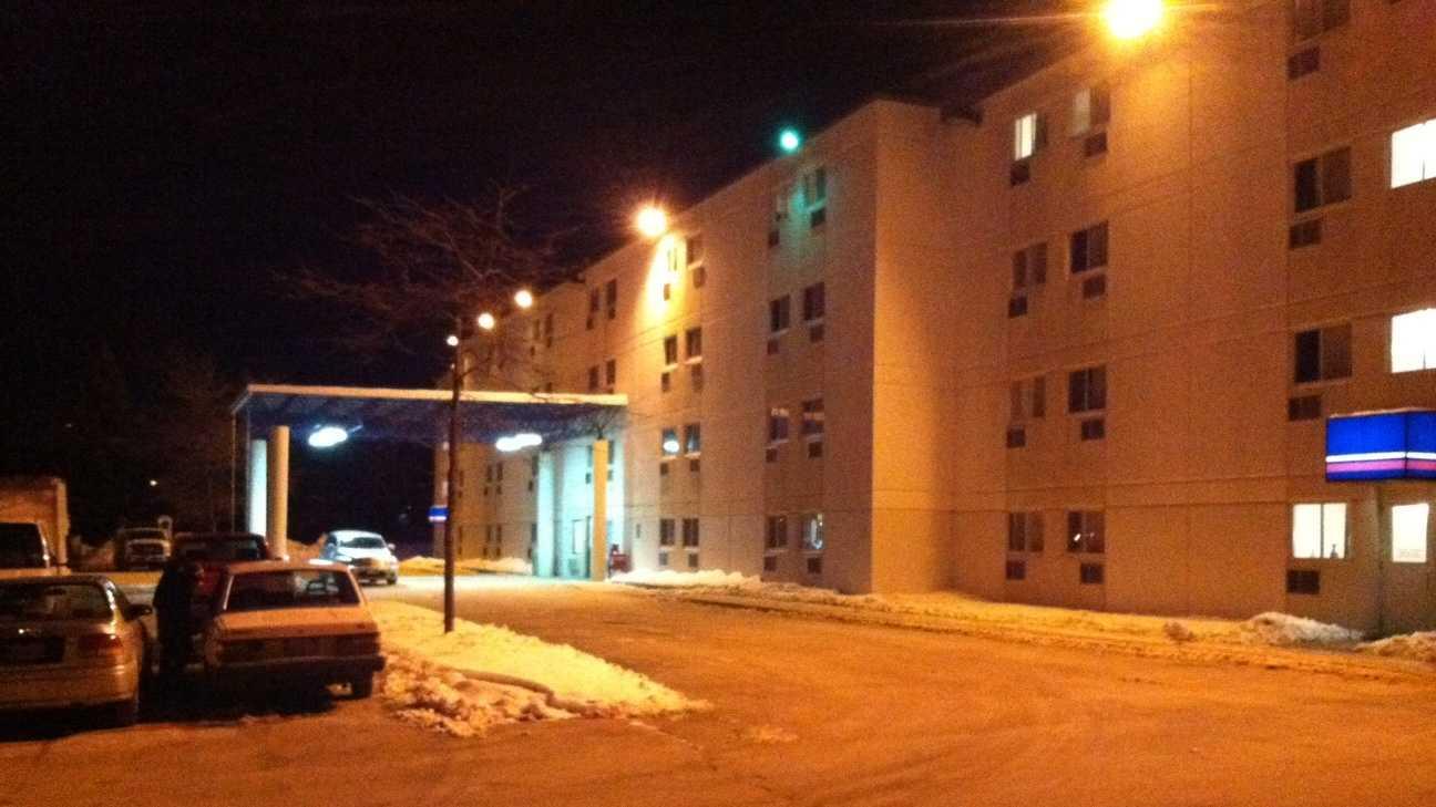 Portland motel