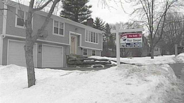 Single family home sales up in Maine