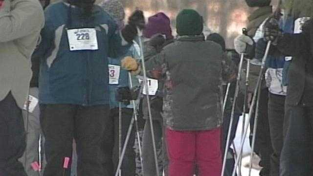 Newcomers introduce to biathlon