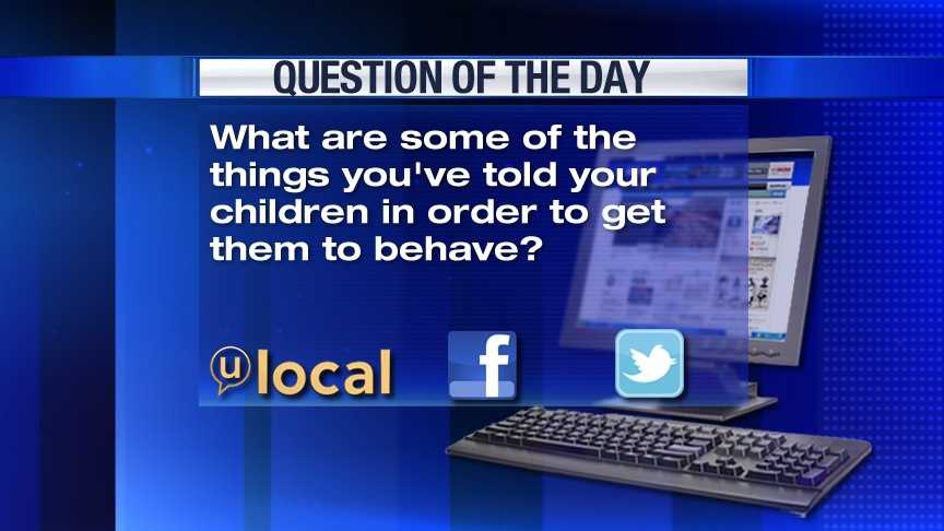 Question of the Day 1-28-13