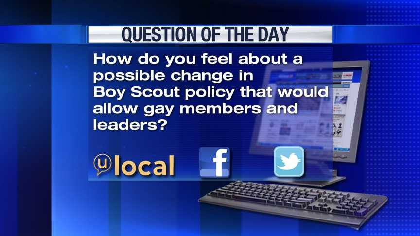 Question of the Day 1-29-13