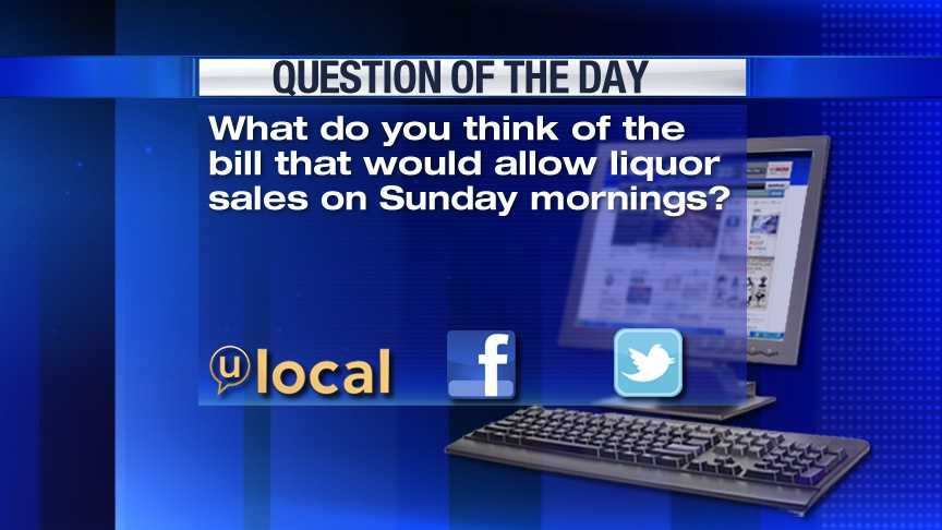 Question of the Day 1-30-13