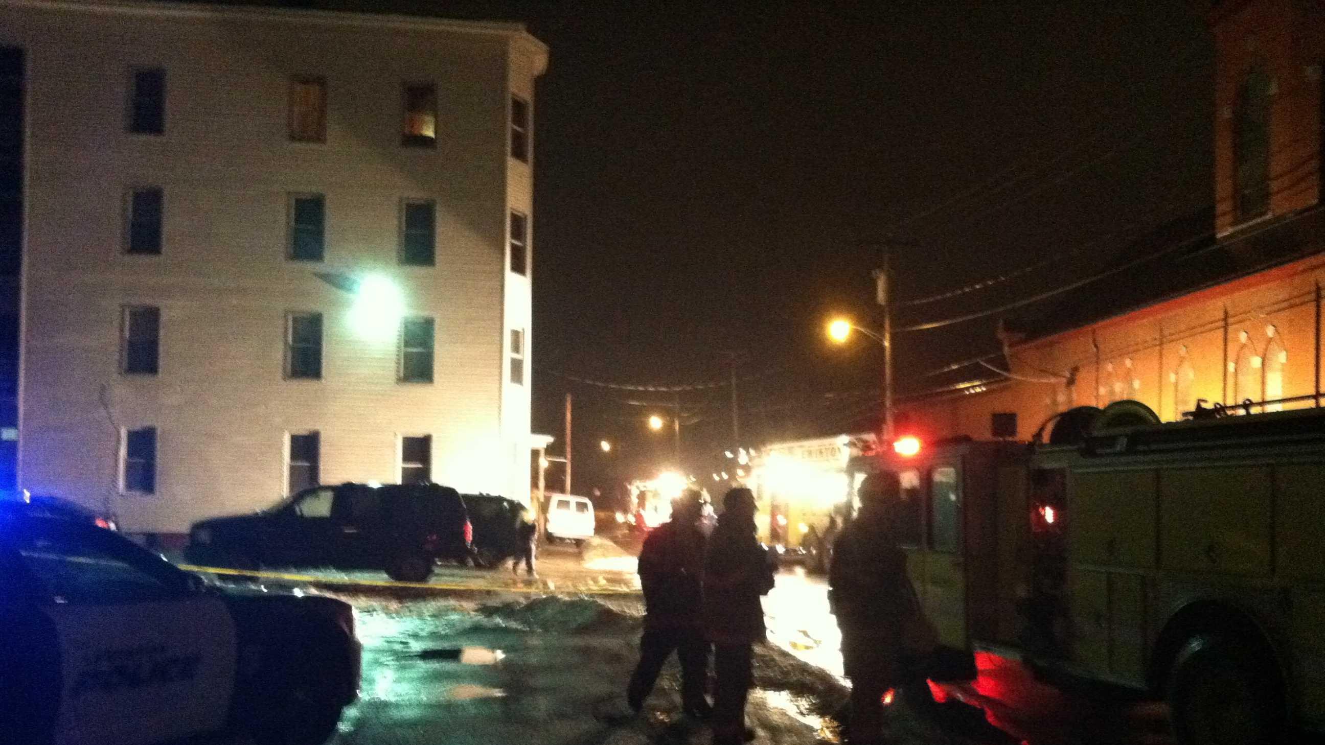 Blake Street Fire
