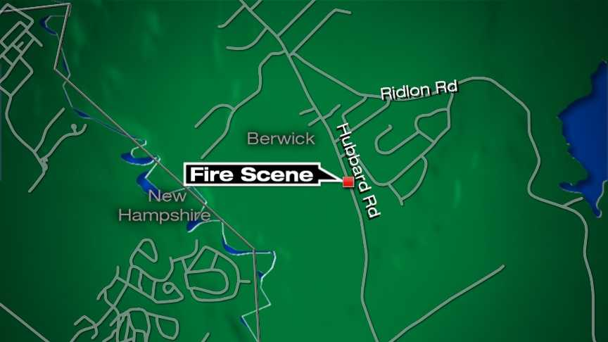 Berwick Fire