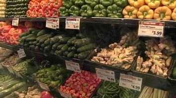 News 8's Tracy Sabol has more on how to get heart health by making fruits and vegetables a better part of your diet. Click here for more information.