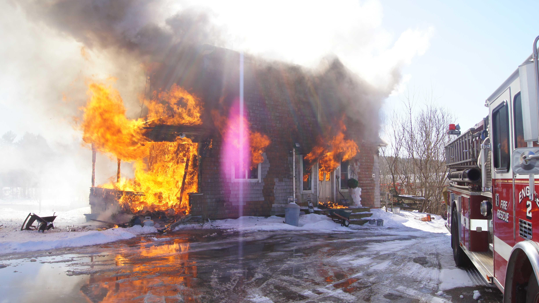 Mechanic Falls fire