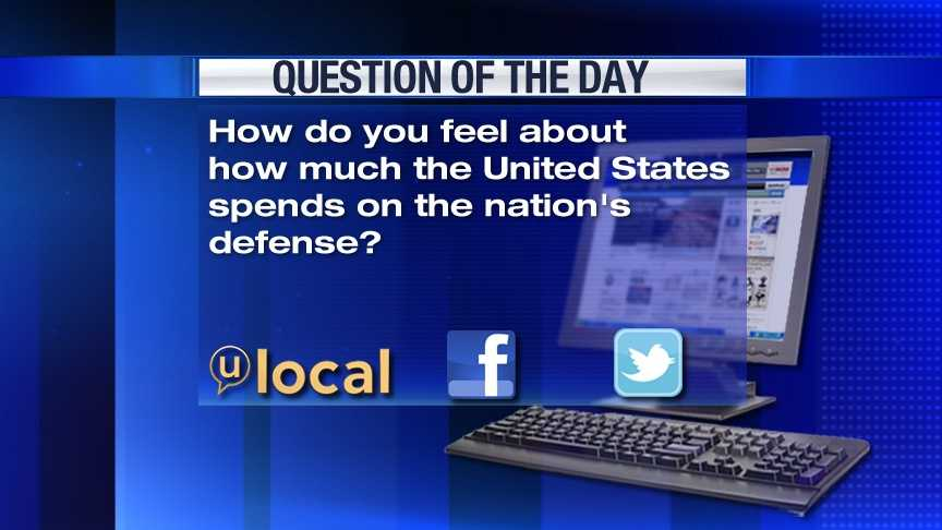 Question of the Day 2-22-13