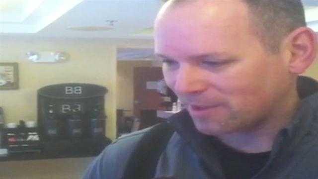 UMaine coach talks about bus crash