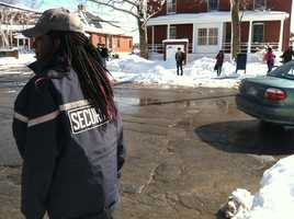 A bomb threat forced the evacuation of Southern Maine Community College for several hours.