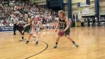 On Saturday, Waynflete defeated Calais to win the Class C Girl's state championship 59-55. Click here for highlights from both Class C title games.