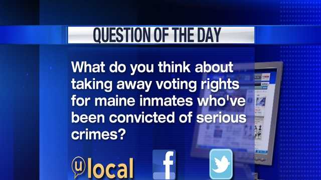 Question of the Day 3-5-13