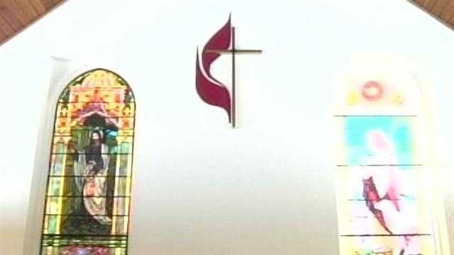 PORT Fairfield Church Robbery