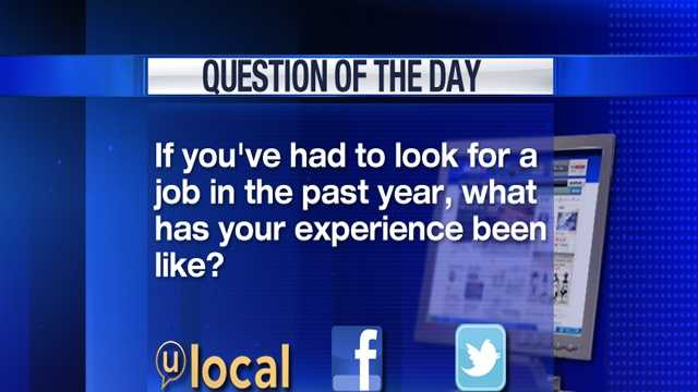 Question of the Day 3-13-13