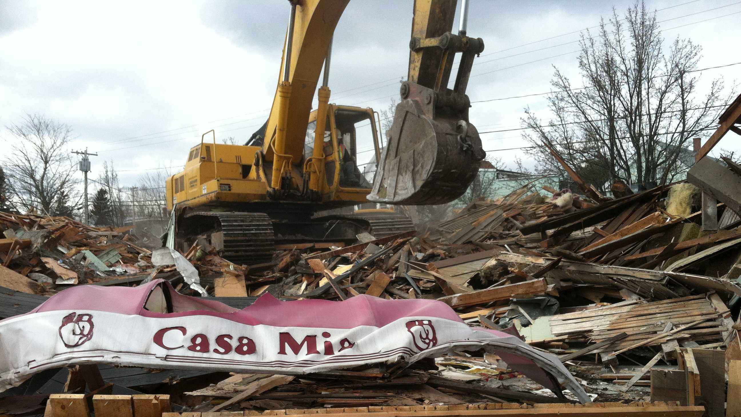 Graziano Demolition 4