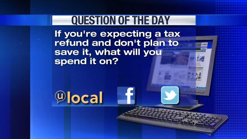 Question of the Day 3-20-13