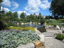 1. Coastal Maine Botanical Gardens: Boothbay, MaineSpanning 250 acres, travelers are invited to explore the spectacular grounds at this New England garden. Open year-round, tickets are $14 for adults, $12 for seniors and $6 for children ages 3-17&#x3B; children 3 and under get in free.