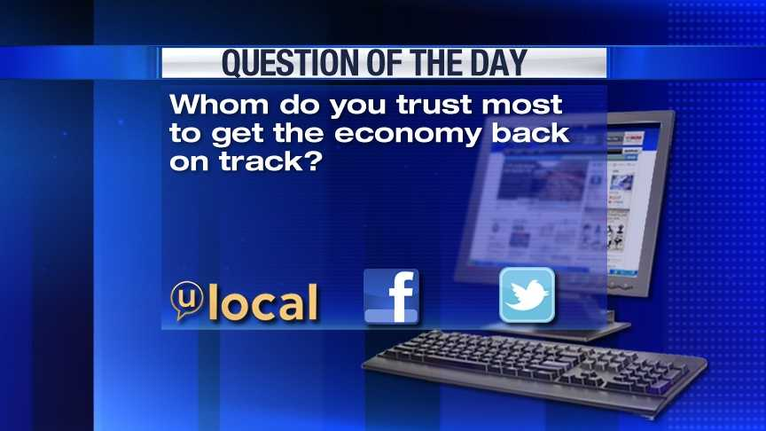 Question of the Day 4-11-13