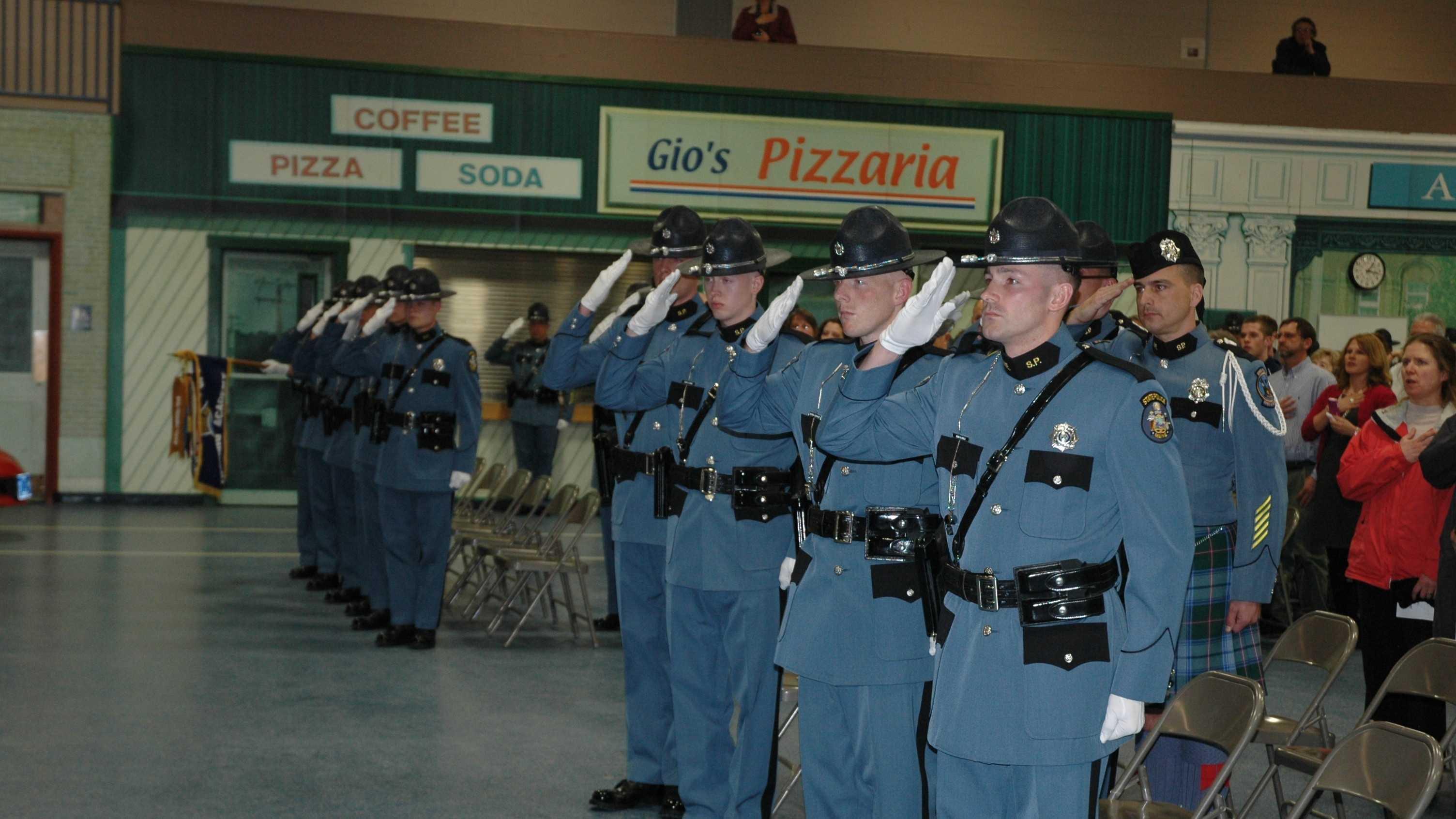 Trooper Graduation