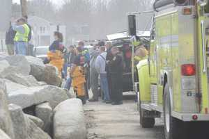 A young surfer was rescued after getting stranded on Saturday off Fortunes Rocks in Biddeford.
