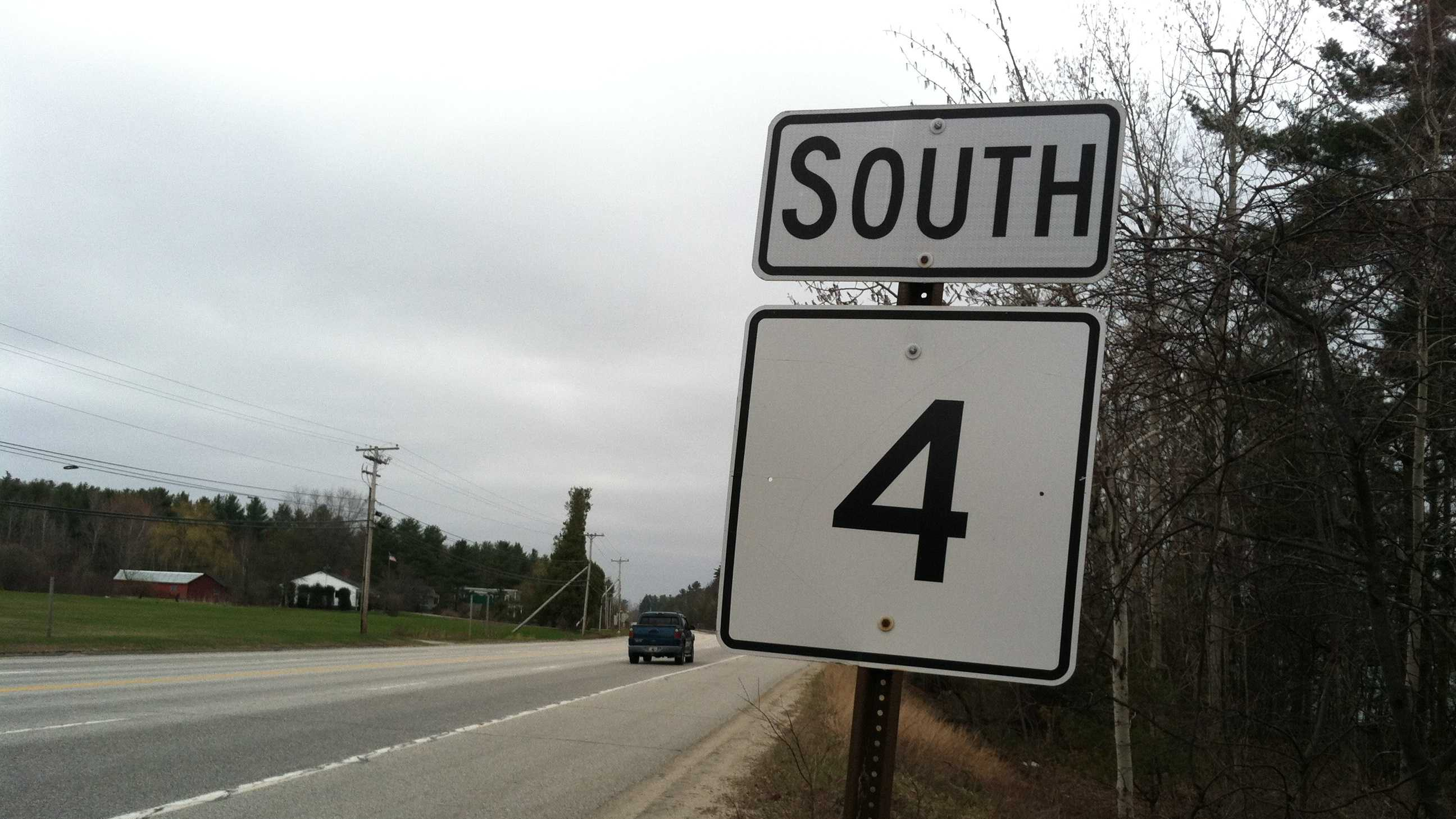 Route 4 Auburn