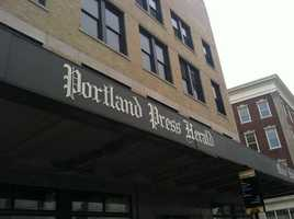 A developer plans to turn the old Portland Press Herald building on Congress Street into a boutique-style hotel.