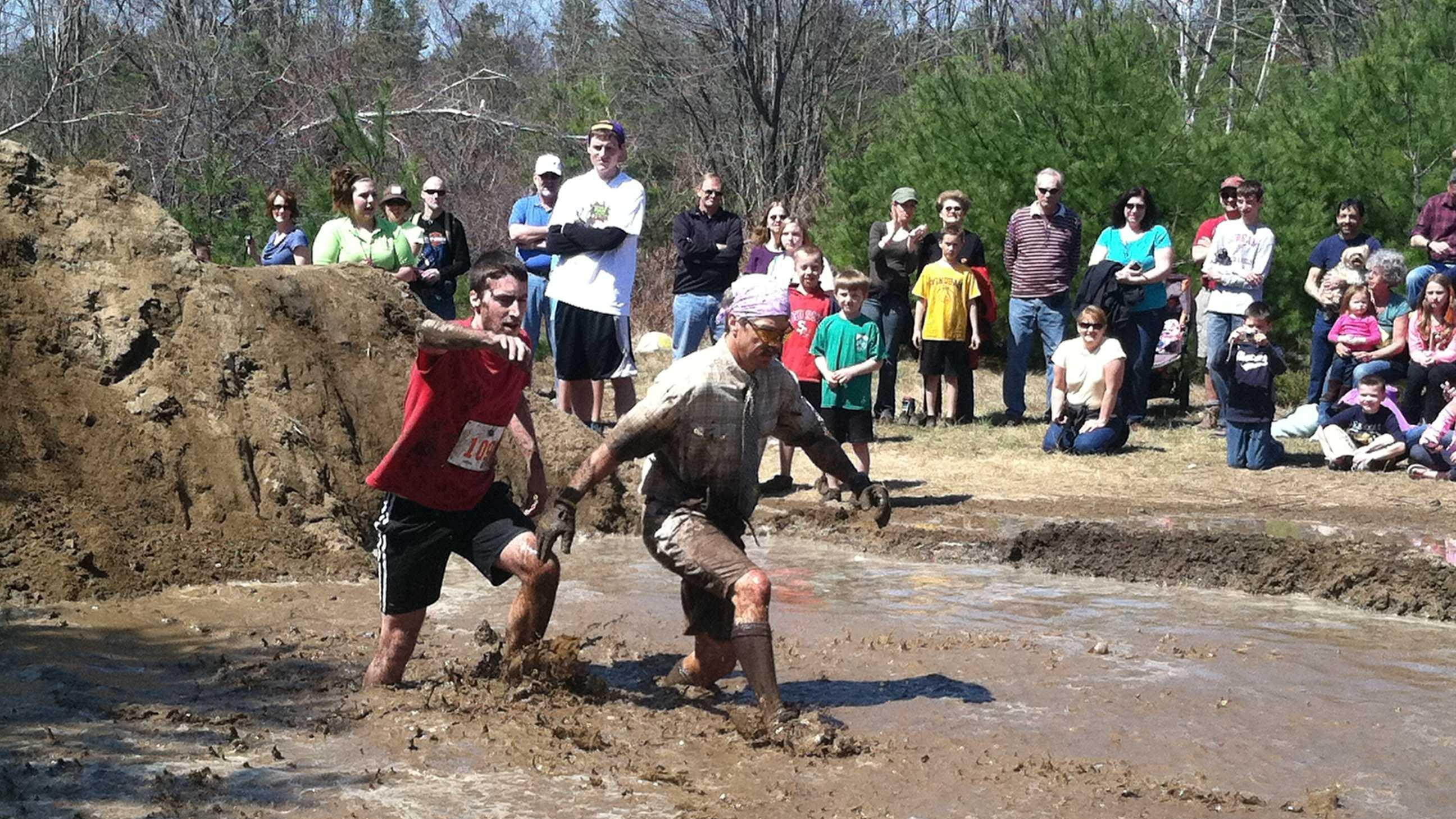 Into The Mud Challenge