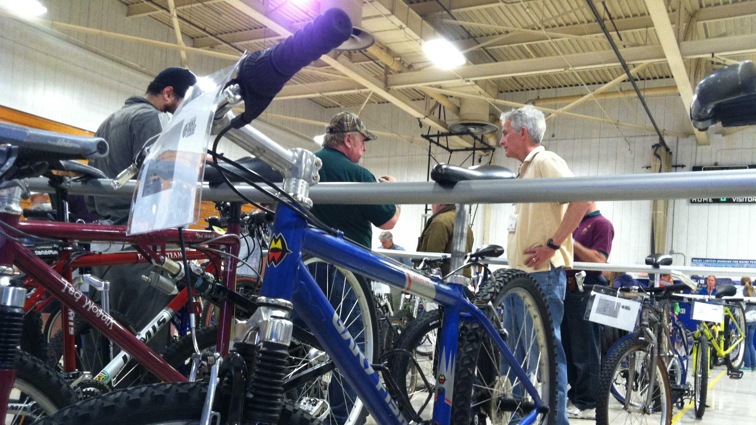 Great Maine Bike Swap